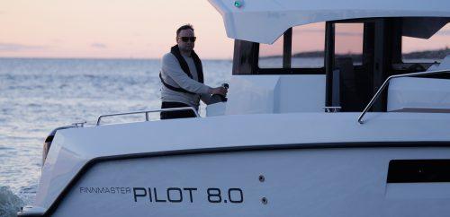 Finnmaster Pilot 8