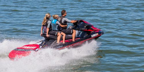 Waverunner FXCruiser SVHO Limited