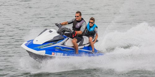 Waverunner VX Cruiser High Output